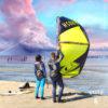 Cours de kitesurf Apprendre chez kite premium sur etang de thau à Sète au spot du pont levis