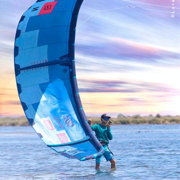 présentation de l'école de kitesurf KitePremium à Sète