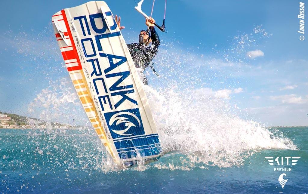 perfectionné vous en kitesurf à Sète